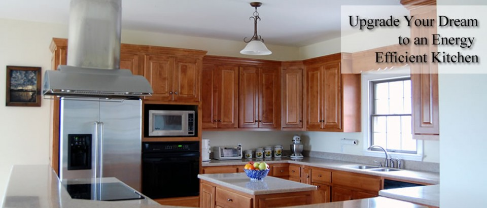 Energy Efficient Kitchen Remodel in Yorktown, VA